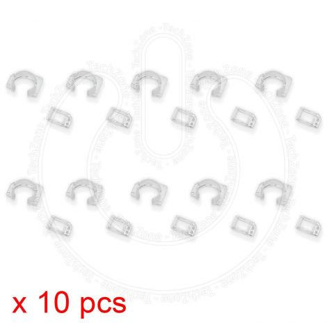 10 X Proximity Sensor, Front Camera Plastic Holder Clip Bracket for Apple iPhone 6S (4.7'') & iPhone 6S Plus (5.5'')