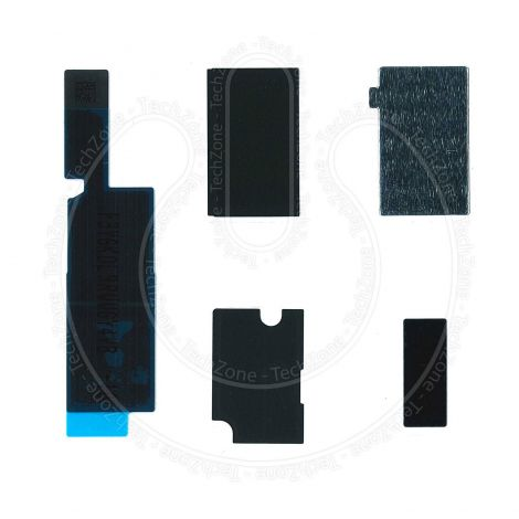 iPhone 7 PLUS Motherboard Shield Protector Anti-static Heat Sink Sticker Set