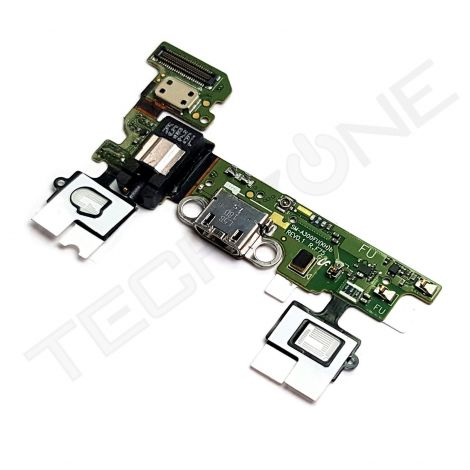 Samsung Galaxy A3 A300FU USB Charging Flex Port Headphone Jack Sensor Mic Flex