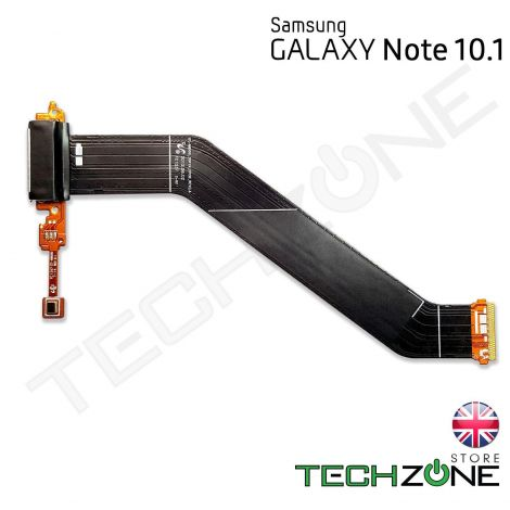 """Samsung Galaxy Note 10.1"""" GT N8000 N8010 N8020 Charging Port Flex Cable with Microphone"""