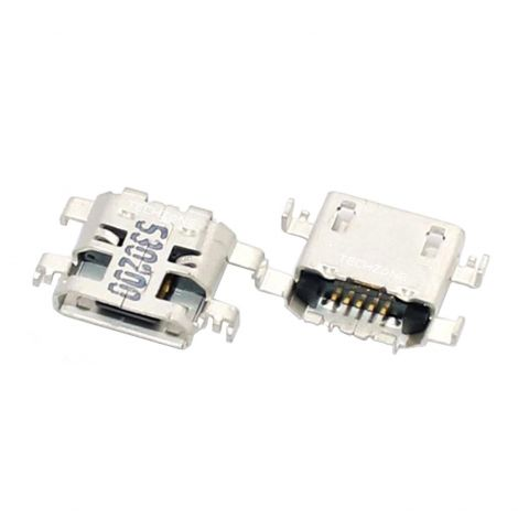 """Micro USB Charging Port Charger Connector Socket for Lenovo IdeaTab 8"""" A8-50 A5500 A5500H A5500-F"""