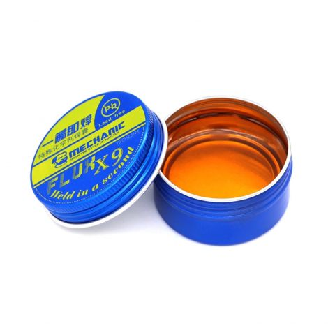 MECHANIC High Purity Solid Rosin Solder Flux for BGA Soldering Electronic Repair