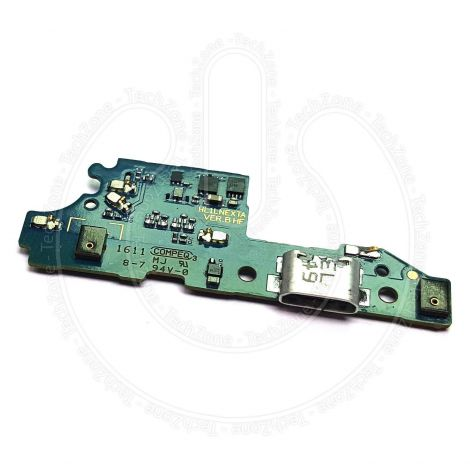 Micro USB Charging Port Charger Mic Connector Board for HUAWEI Ascend Mate 8 MT8