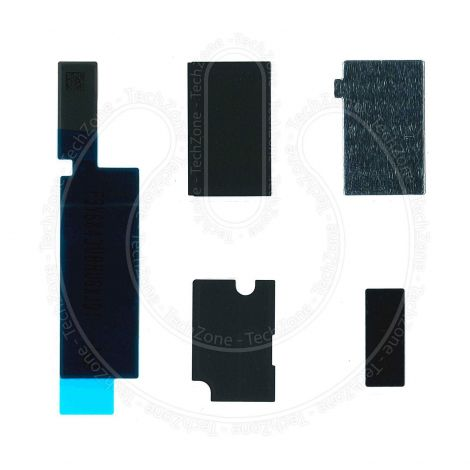 "iPhone 7 4.7"" Motherboard Shield Protector Anti-static Heat Sink Sticker Set"