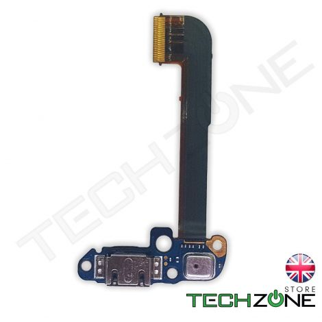 HTC ONE M7 801e 801s 801n Micro USB Charging Port Flex Mic Microphone Flex Cable