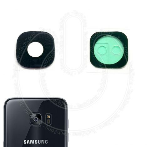 Rear Back Camera Real Glass Lens for SAMSUNG Galaxy S7 G930 G930F