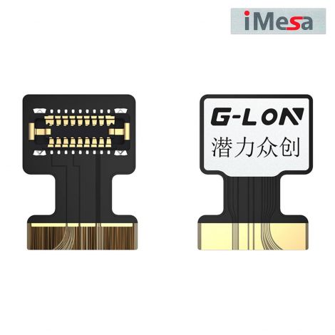 GLON iMesa Home Button Fingerprint Repair FPC Flex for iPhone 7, iPhone 7 Plus, iPhone 8, iPhone 8 Plus