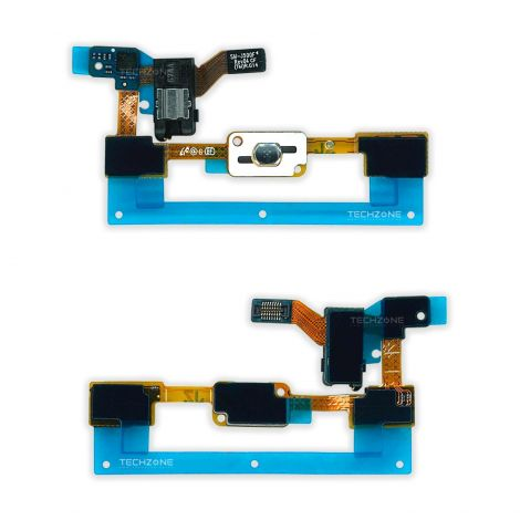 Home Button Flex Cable Touch Navigation Headphone Jack for Samsung Galaxy J5 J500 2015