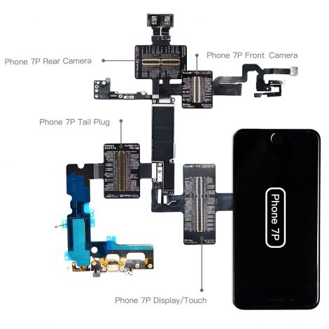 QianLi ToolPlus iBridge Logic Board Diagnostics Testing Tool for Apple iPhone 7 Plus