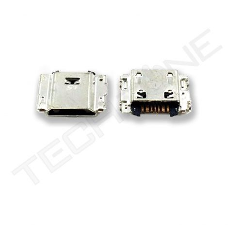 Micro USB Charging Port Connector Dock for Samsung Galaxy A7 2018 SM-A750