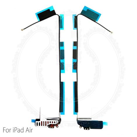 Apple iPad Air, iPad 5 Wifi Antenna Flex Cable Replacement with Adhesive & Bracket