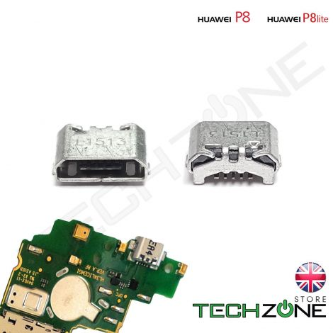 Micro USB Charging Port Charger Connector Socket for HUAWEI Ascend Y550