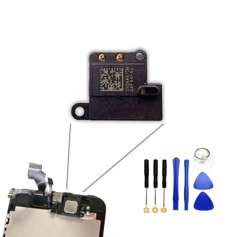 Internal listening Earpiece Ear Speaker with Tool kit for Apple iPhone 5 A1428 A1429 A1442