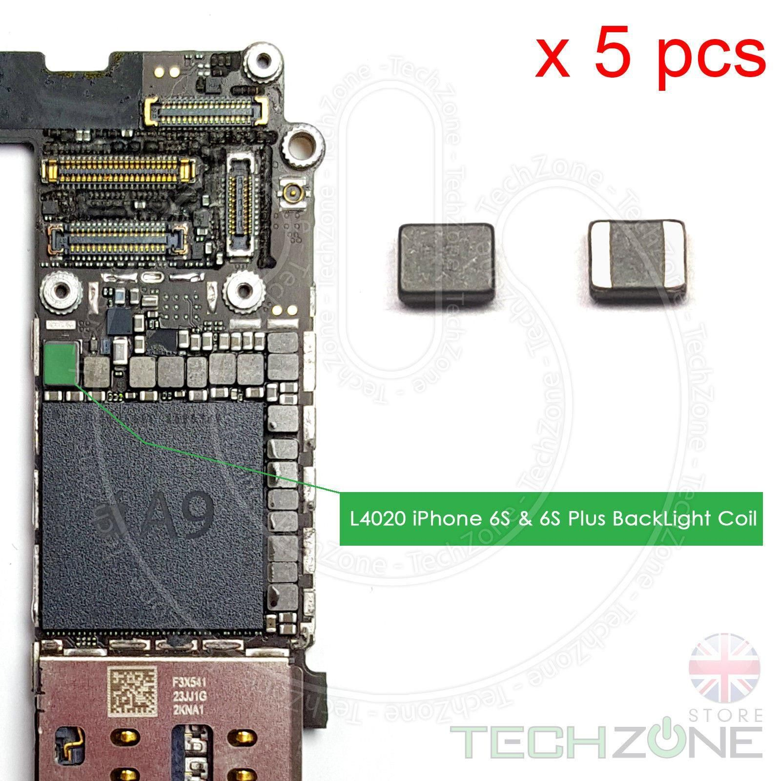 promo code 4ca56 16d70 5 X LCD Back Light Repair Backlight Coil L4020 / L4050 for Apple iPhone 6S  4.7'' & 6S Plus 5.5''