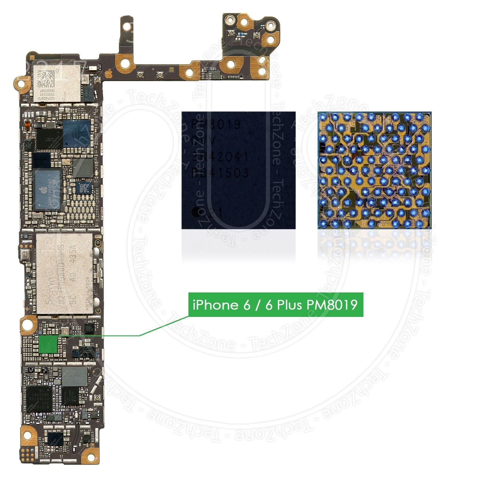 hot sale online 06571 9988e PM8019 Power Management IC Chip PMIC for Apple iPhone 6 & iPhone 6 Plus +