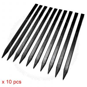 10 set of Nylon Black Plastic Pry Spudger Tool for iPad iPhone Mobile Motherbaord Opening